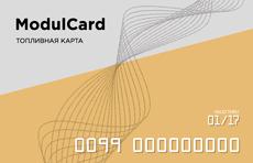 Универсальная карта Modulcard